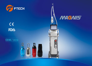 Cina Multi fungsional Q - Switch Laser Tattoo Removal Machine 1064 & 532 nm Nd: Yag laser pemasok