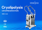 Cina Mesin Pelangsing Tubuh Cryolipolysis Slimming Cavitation Frozen RF Handle Vacuum pabrik