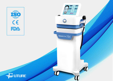 Cina Salon Kecantikan Hifu Body Slimming Machine, Ultrasound Facial Machine Frekuensi 4MHz Distributor